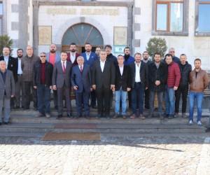 Uçhisar Belediye Başkanı Karaaslan: