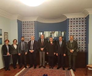 Bayburt Üniversitesi uluslararası akademik ağlarını Gürcistan ile genişletti