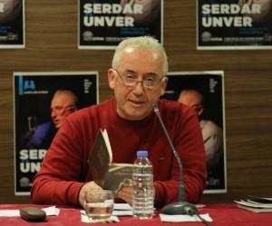 """Serdar Ünver: """"En güzel şiir bitmemiş şiirdir"""""""