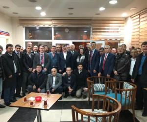 Çaturoğlu, maden şehitlerini anma programına katıldı