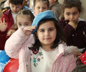 Minik yüreklerin mektupları, Afrin'e gönderilecek