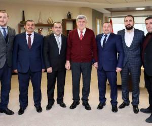 """Başkan Karaosmanoğlu: """"Terör örgütlerini bize karşı kullanıyorlar"""""""