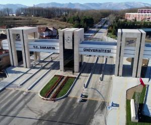 SAÜ en çalışkan üniversiteler arasında yer aldı