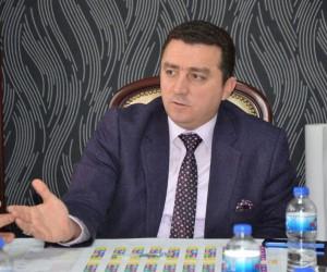 Bozüyük'te kapalı pazara geçiş sistemi haftaya açıklanacak