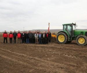 Odunpazarı Belediyesi tarımsal teknolojileri çiftçilerle buluşturuyor