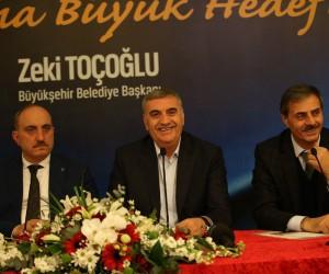 """Başkan Toçoğlu: """"Serdivan'da su kaybını yüzde 75 azalttık"""""""