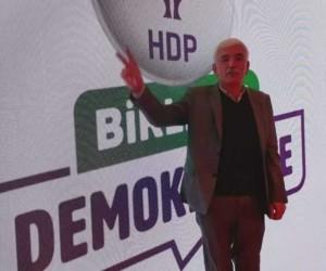 HDP İnegöl'den aday gösterdi