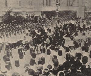 II.Abdülhamid suikastinde Belçika devredeydi