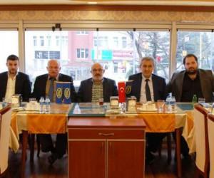 Muzaffer Balcıoğlu Yeniden TEPAL başkanı