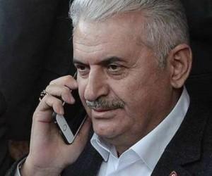 Başbakan'dan Serhat Balantekin'e Tebrik Telefonu