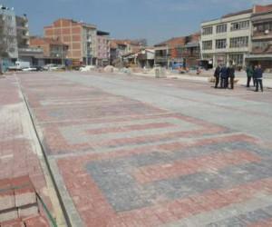 Mahmudiye Mahallesi'ne yeni otopark