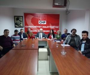 CHP Şeker pancarı üreticisinin yanında