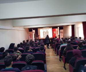 Öğrencilere öfke semineri