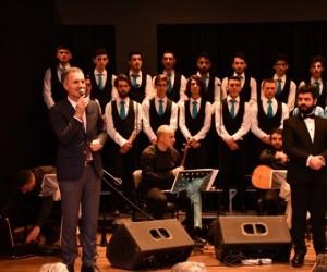 Destanlaşan Kahramanlık Türküleriyle Sahne Aldılar