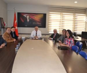 CHP'den Akça'ya Ziyaret
