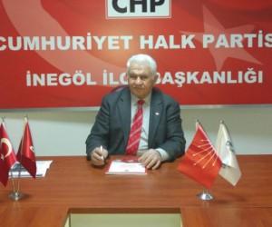 CHP'den MHP'ye teşekkür