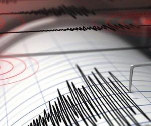 Silvan'da 4.1 büyüklüğünde deprem