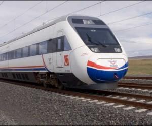 Hızlı tren hayal oldu