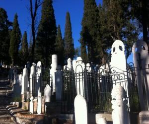 İnegöllü şehidin mezarı bulundu