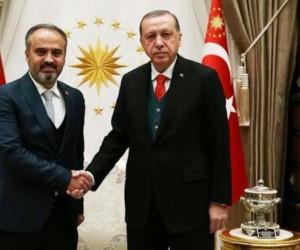 Erdoğan: Bursa'yı yakından takip ediyoruz
