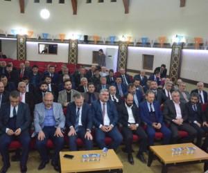 AK Parti'de daraltılmış ilçe divan programı gerçekleşti