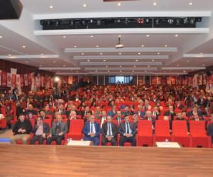 MHP İnegöl'e 305 Yeni Katılım