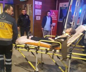 Mezitlerde kaza; 3 çocuk 5 yaralı