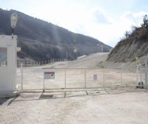 Hocaköy barajında çalışmalar durdu