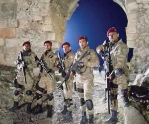 İnegöl'de çekilen Bordo Bereliler Afrin:2 23 Mart'ta sinemalarda