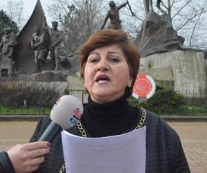 CHP'den çelenkli kadınlar günü programı