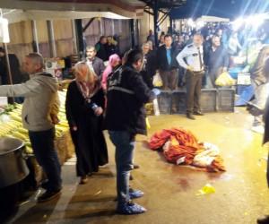İki pazarcıyı vuran emekli polise müebbet talebi