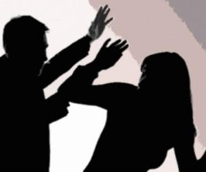İnegöl'de kadına şiddet