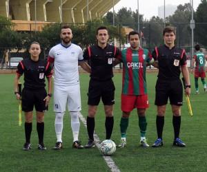 İzmir Süper Amatör Lig: Foça Belediyespor: 2 - Yamanlar Esenspor: 1