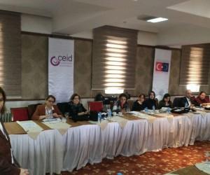 Kars'ta Toplumsal Cinsiyete Duyarlı Hak Temelli izleme eğitimi yapıldı