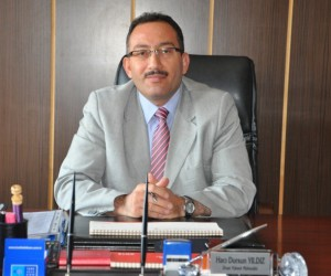 Gıda Tarım ve Hayvancılık İl Müdürü Hacı Dursun Yıldız, Bursa'ya atandı