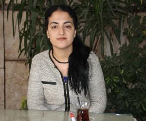 Tacizcisi tutuklanan kadın: