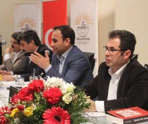 Siverek'te 28 Şubat konulu panel