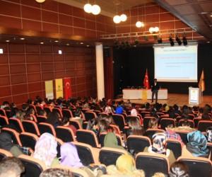 Diyarbakır'da 'önce kendini yönet' etkinliği