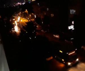 Özel Halk Otobüsü şoförleri Afrin için kornaya bastı