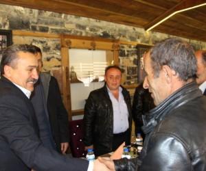 Başkan Tutal, muhtarlarla buluştu