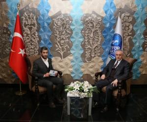 Başkan Aydın'dan Alibeyköy'e müjde