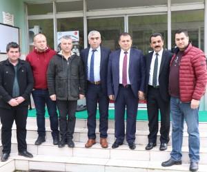 Maden işçileri Mehmetçik için Mevlid-i Şerif okuttu