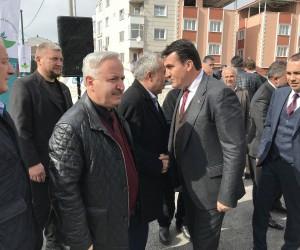 Osmangazi Belediyesi ilçeyi modern pazar alanlarıyla donatıyor
