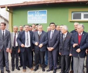 MHP Grup Başkanvekili Akçay Sarıgöl'de