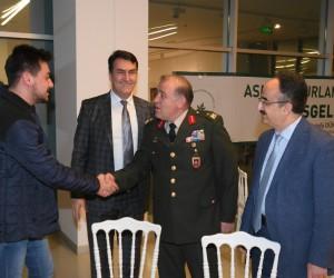 Osmangazi'de asker adayları vatan nöbetine uğurlandı