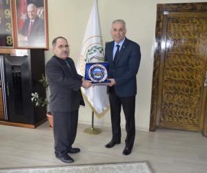 İl Müdürü Bolat'dan, Başkan Yaman'a ziyaret