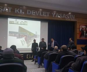 Pazaryeri'nde Halk Bilgilendirme Toplantısı yapıldı