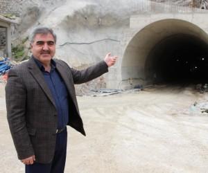 Ferhat Tüneli 23 Nisan'a hazır