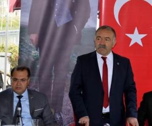 Türkiye Kamu-Sen Temsilcisi Bilal Türk: