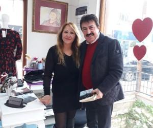Ahmet Selçuk İlkan, Milas'a geldi